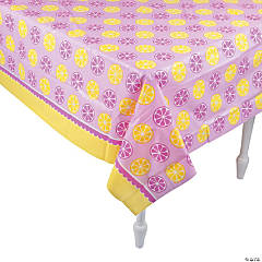 Lemonade Party Tablecloth