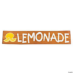 Lemonade Party Wall Decoration