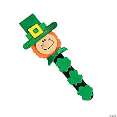 Leprechaun Bookmark Craft Kit