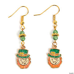 Leprechaun Earrings Craft Kit