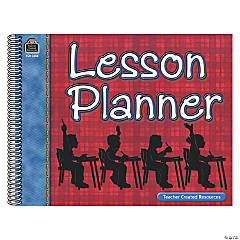 Lesson Planner, Pack of 3 books