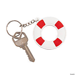 Life Preserver Key Chains