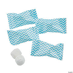 Light Blue Chevron Buttermints