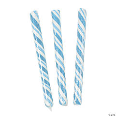 Light Blue Hard Candy Sticks