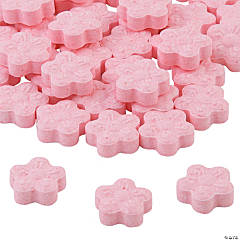 Light Pink Candy Flowers