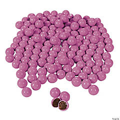 Light Pink Chocolate Candies