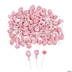 Light Pink Dum Dums<sup>® </sup>Solid Color Lollipops