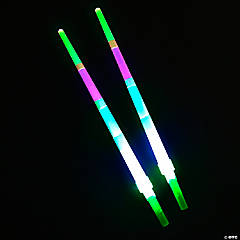 Light-Up Expanding Swords