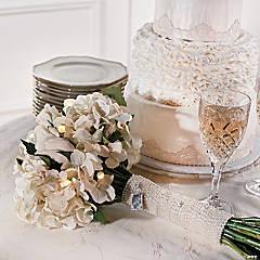 Light-Up Flower Bouquet Idea