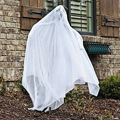 Light-Up Ghost Halloween Décor