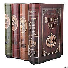 Light-Up Moving Halloween Books