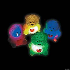 Light-Up Spiky Bears
