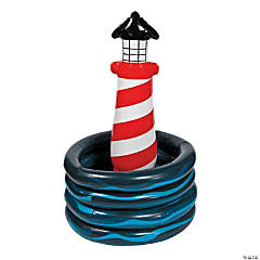 Lighthouse Inflatable Cooler