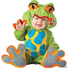 Lil Froggy Infant Kid's Costume