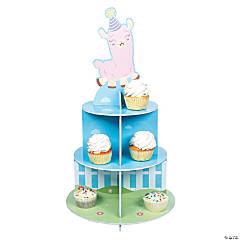 Lil' Llama Cupcake Stand