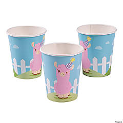 Lil' Llama Cups