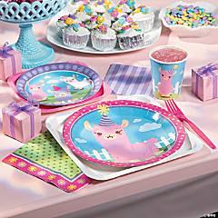 Lil' Llama Party Supplies