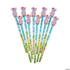 Lil' Llama Pencils with Llama Topper
