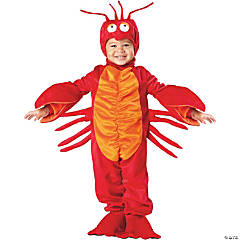 Lil Lobster Toddler Kid's Costume