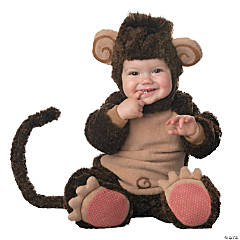 Lil Monkey Lil Character Costume for Babies