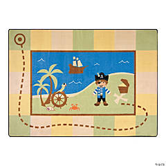 Lil' Pirate® Classroom Rug