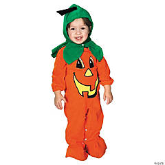 Lil Pumpkin Infant Kid's Costume