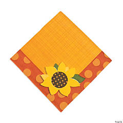 Lil' Pumpkin Luncheon Napkins