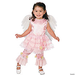 Lilac Angel Toddler Girl's Costume