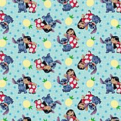 Lilo& Stitch 15Yd D/R-Ohana Means Family