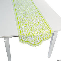 Lime Green Wedding Table Runner