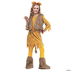 Lion Costume for Girls