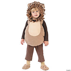 Lion Vest Boy's Costume