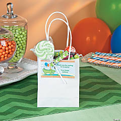 Little Alligator Favor Tags Idea