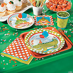 Little Alligator Party Supplies