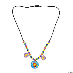 Little Boolievers Pony Bead Necklace Craft Kit