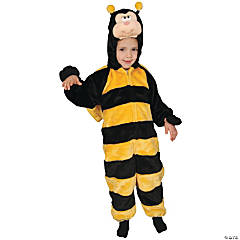 Little Honey Bee Girl's Costume