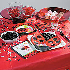Little Ladybug Basic Party Pack