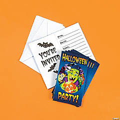 Little Monsters Invitations