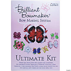 Little Pink Ladybug Brilliant Bowmaker Ultimate Kit