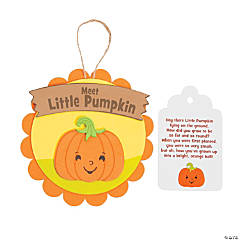 Little Pumpkin Ornament Craft Kit