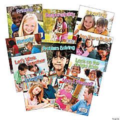 Little World Social Skills Book Set, Pack of 10