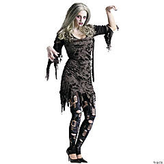 Living Dead Adult Women's Costume