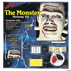 Living Nightmare Monster Makeup Kit