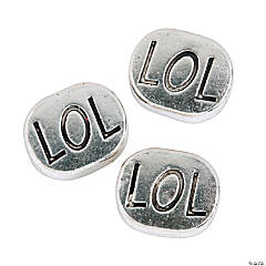 LOL Large Hole Beads - 9 mm