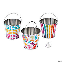 Lollipop Lane Pails