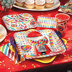 Lollipop Lane Party Supplies