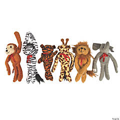 Long Arm Zoo Stuffed Animals