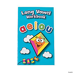Long Vowel Workbooks