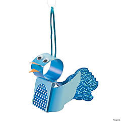 Loop Bird Ornament Craft Kit