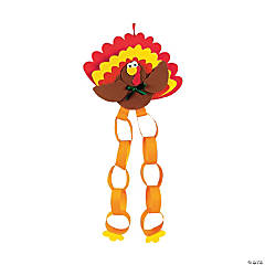 Loopy Leg Turkey Craft Kit